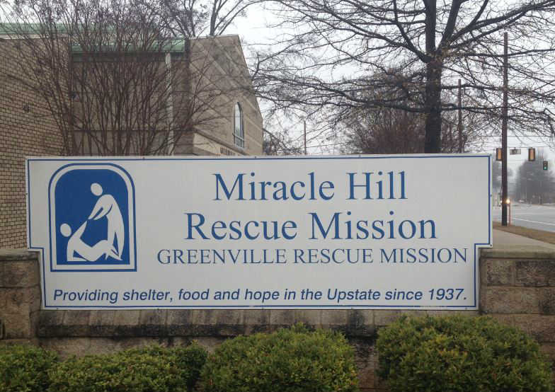 Miracle Hill Ministries - Greenville Rescue Mission