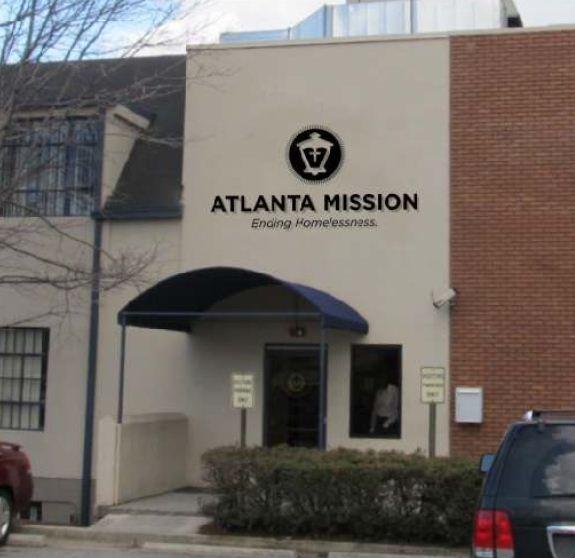 Atlanta Mission The Shepherd's Inn