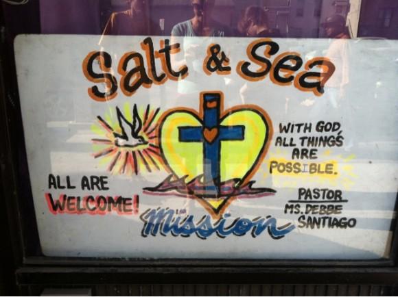 Salt and Sea Mission