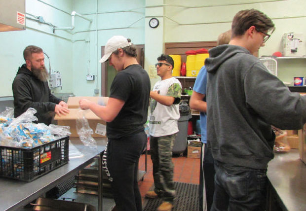 All Saints Soup Kitchen and Food Pantry