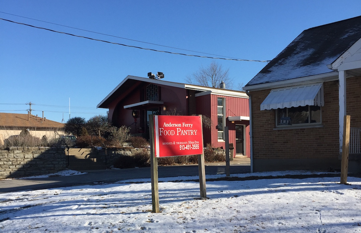 Anderson Ferry Church of Christ Food Pantry