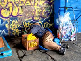 The Life Center for the Homeless