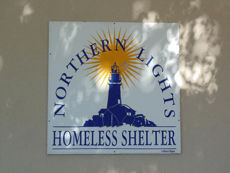 Northern Lights Emergency shelter