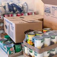 Bethany Baptist Church Food Pantry and Bags