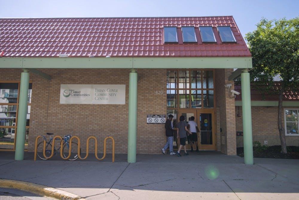 Brian Coyle Community Center