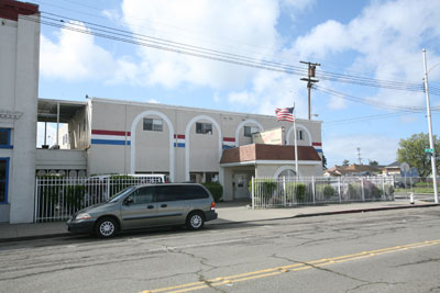 Bay Area Rescue Mission - Men's Shelter