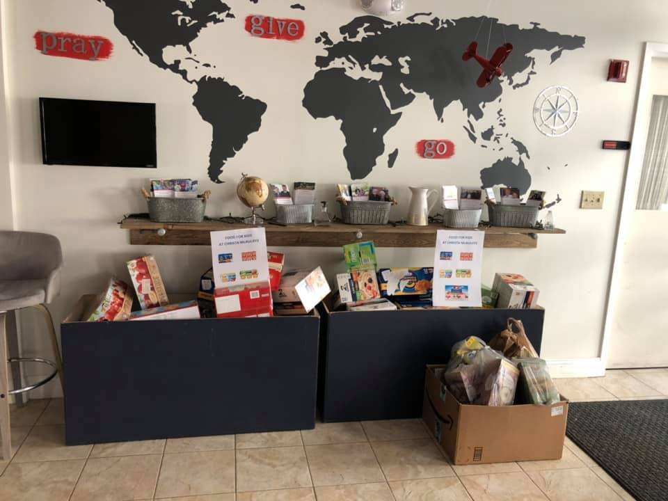 CenterPoint Church Food Pantry