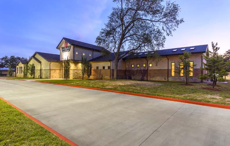 Salvation Army Wayne Bergstrom Center of Hope