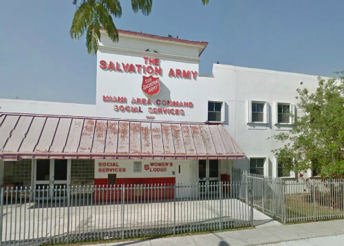 The Salvation Army - Red Shield Lodge