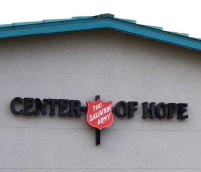 Salvation Army Shelter - Center of Hope