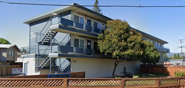 Shelter Network Redwood City - Redwood Family House