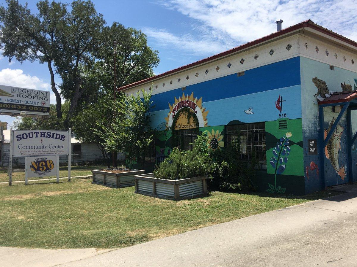 Southside Community Center Homeless Shelter