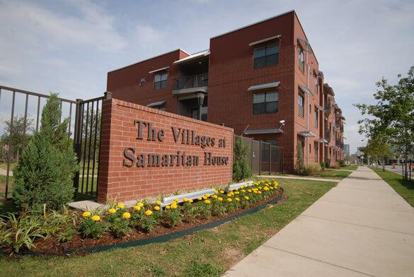 Tarrant County Samaritan House