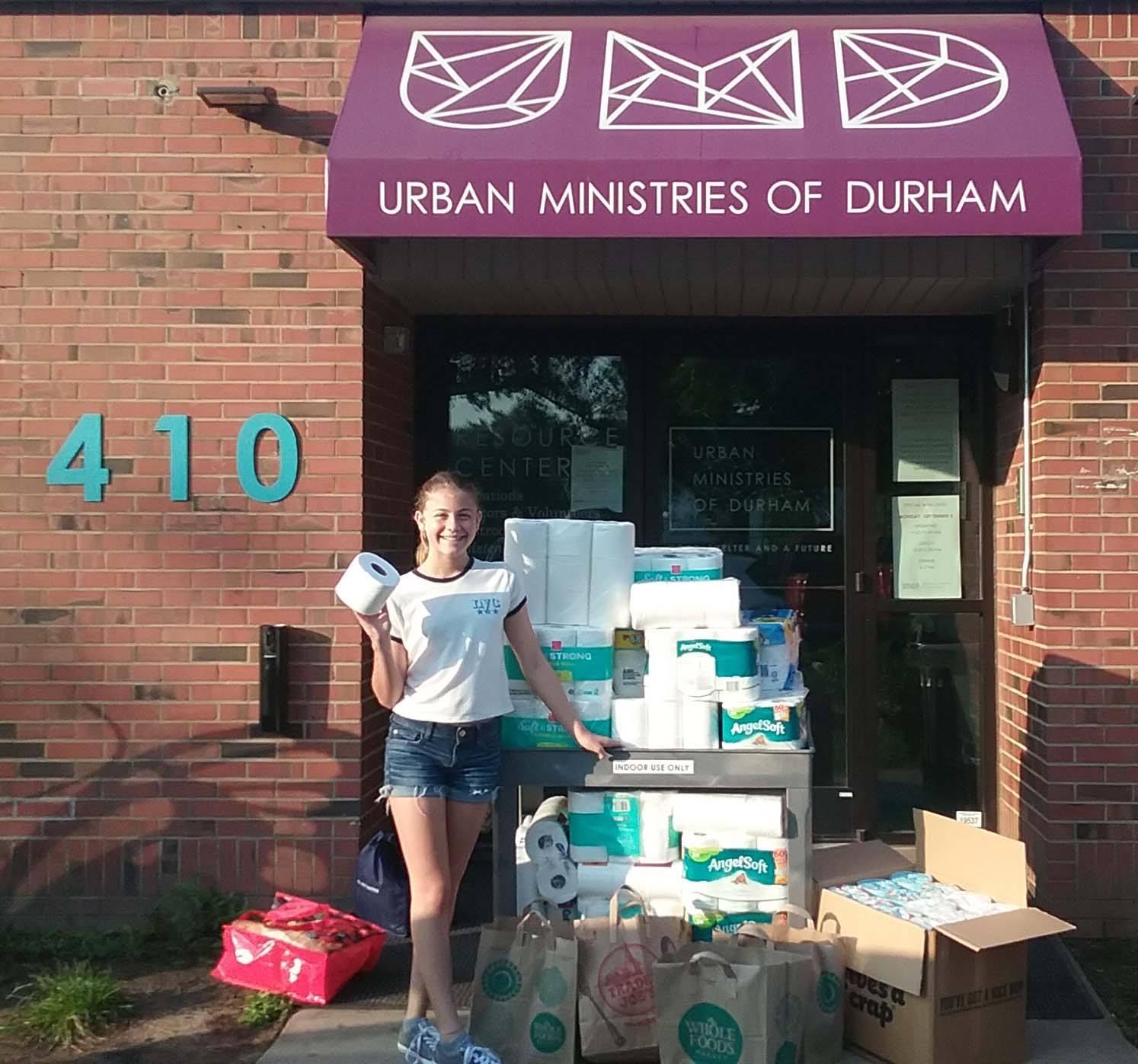 Urban Ministries of Durham  Inc.