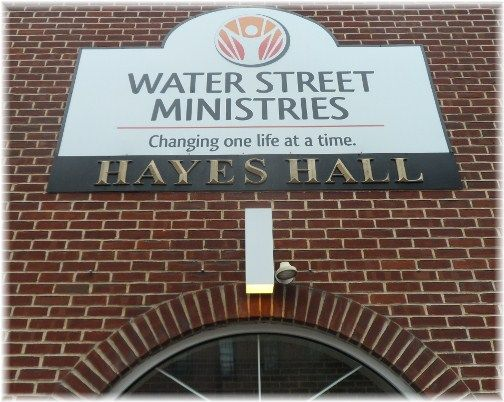 Water Street Mission Shelter