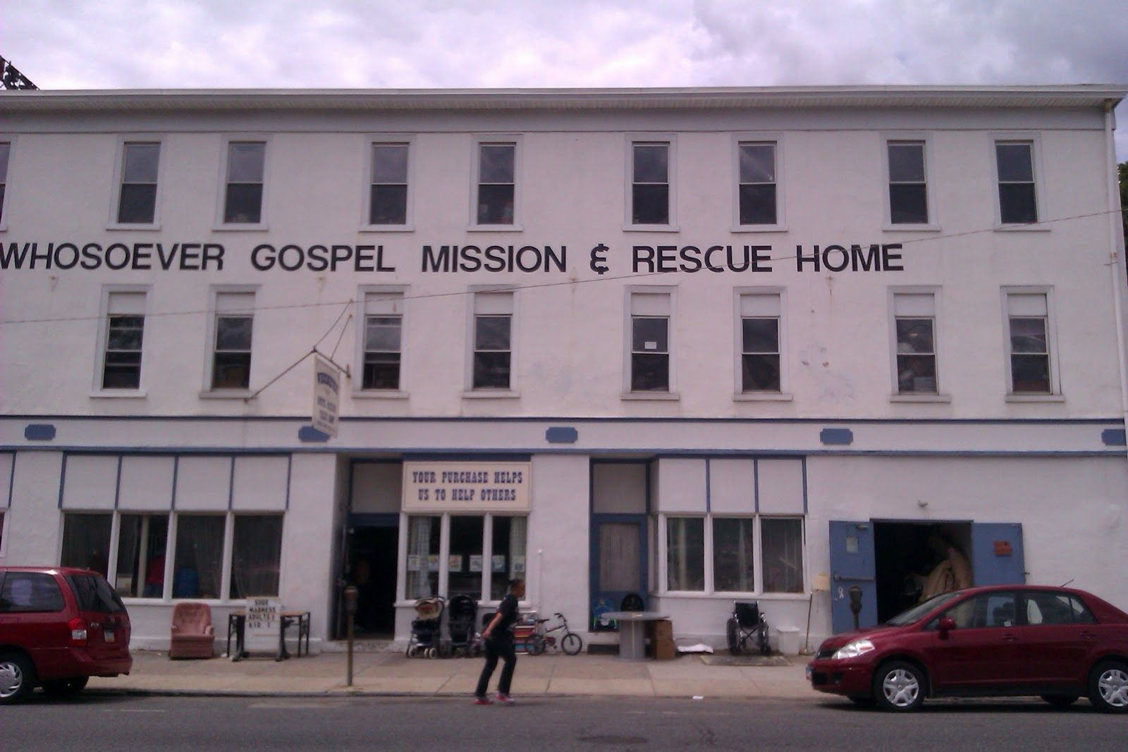 Whosoever Gospel Mission