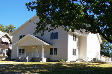 Corner House, Inc.  VA Women's Facility