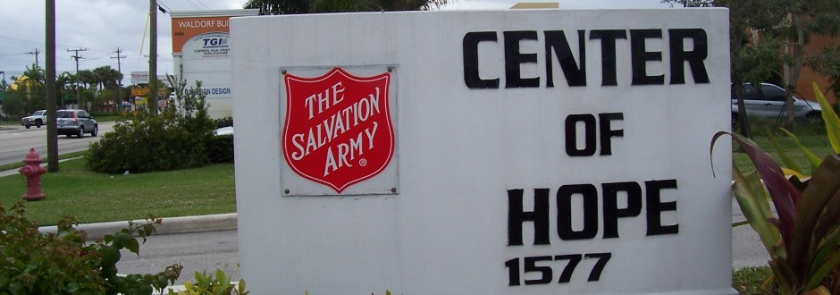 The Salvation Army Center of Hope West Palm Beach