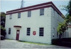 Salvation Army Boca Raton Social Services