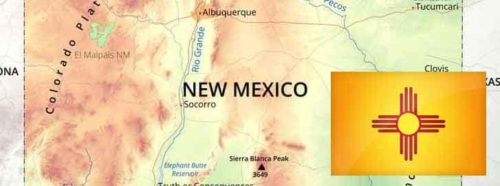Seneca, New Mexico